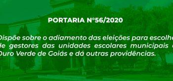 PORTARIA N°56/2020