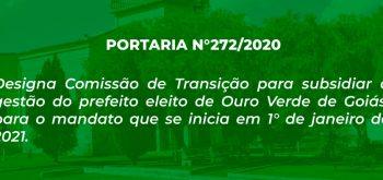 PORTARIA N°272/2020